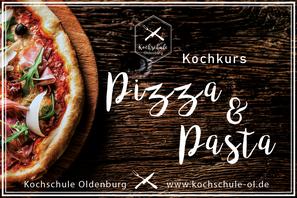 Pizza Kochkurs Kochschule Oldenburg