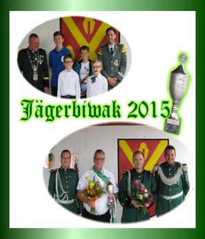 Jäger- und Jugendbiwak 2015