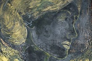 Artigkeit Claudia Karrasch, Bonn Kunst, Abstrakte Malerei, Mixed Media