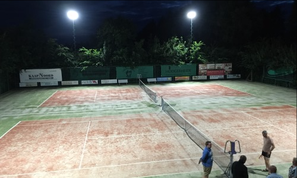 Ledverlichting tennisbanen, led tennisbaanverlichting, BBM ledproducts