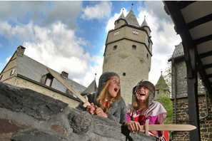 Kinder Spaß Burg Altena, Hans-Dieter Wurm