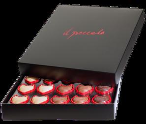 il peccato - Schachtel mit 20 Pralinen