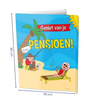 Raambord Pensioen € 8,95