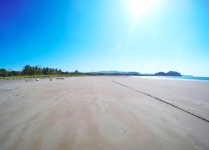 Startpunkt am Playa Buena Vista
