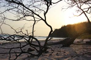 Ziel am Playa Barrigona