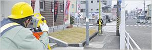 測量 鹿児島 公共測量 用地調査 交通量調査