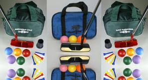 Minigolfschläger, Minigolfbälle und Minigolf Zubehör