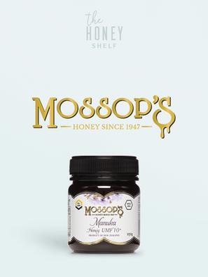 Mossop's Manuka Honey