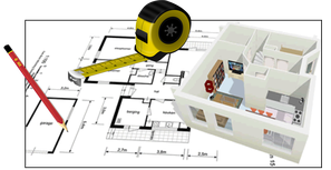 Premium Floors bied gratis opmeting van hun vloeroppervlakte en advies over laminaat, parket en design interieur thuis bij de mensen. Ter illustratie