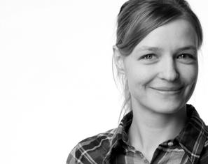 Juliane Dobelmann (Schwarz-weiß-Foto)