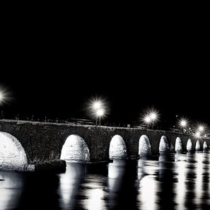 Karlstad Bridge Sweden