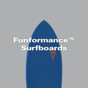 Funformance TM Surfboards