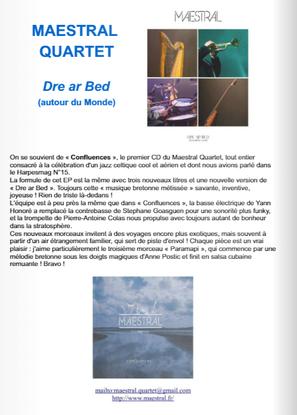 Didier Saimpaul, HarpesMag n°25, mars 2019