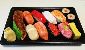 飴細工(お寿司1)