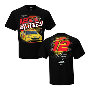 "Ryan Blaney ""12"" NASCAR Fan Artikel"