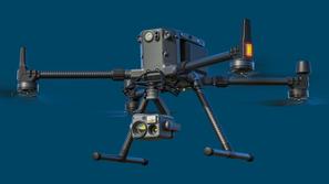 DJI Matrice 300 RTK für technische Anwendungen