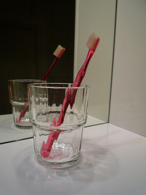 Still life with Toothbrush - Masami Hirohata