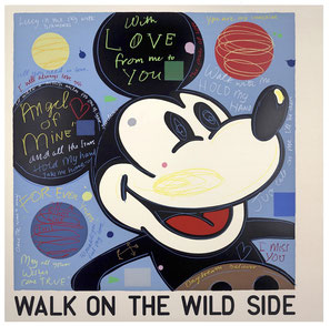 David Spiller With Love Mickey