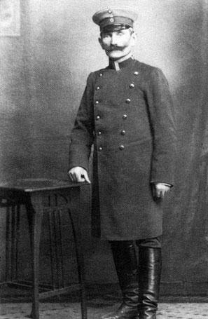 Der Futtermeister Ernst Eigner