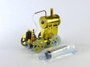 蒸気機関車キット
