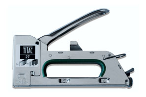 Handtacker Titac T-27 27 Tacker