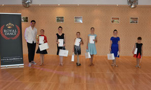 Finale ROYAL DANCE GIRLS CUP 2021
