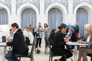 Hamburger Unternehmerinnentag in der Handelskammer - Foto: Annegret Hultsch