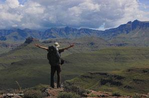 Experience Wilderness Südafrika - Drakensberge