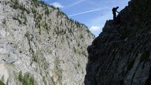 Klettersteig Rax : Rauf auf die rax gaislochsteig gustav jahn steig und av