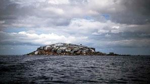Isola di Migingo - Lago Vittoria, Kenya