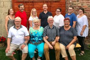 Die Theatergruppe 2019