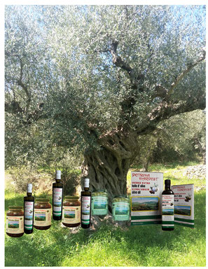 Extra Virgin Olive Oil and Gourmet Olives in Toronto and across Canada