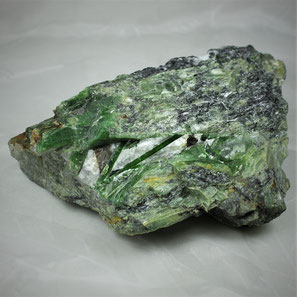 Chromium Tremolite Outokumpu Finland