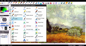 Smoothdraw a simple and nice drawing and painting software