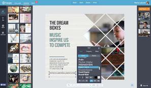 Fotojet free online poster maker