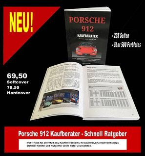 Porsche 912 Buch Ratgeber - Autor Horst E. Goltz