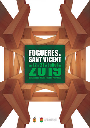 Fiestas en Sant Vicent del Raspeig Fogueres