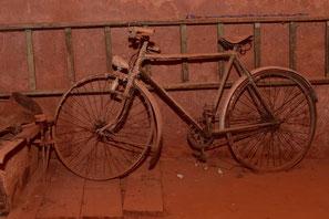 Anfreas Maria Schäfer, fotograph1956,Fotografiewelten,Fahrrad, Ocker, Provence,Lost Places