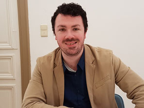 Aidan Flanagan, Senior Policy Manager Clecat  -  photos: ms