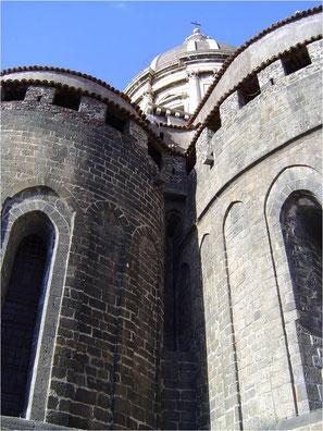 Le absidi della Cattedrale