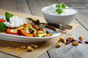 Gai Phad Med Ma Muang Hinmaphan; ; Thai Baan Neudorf; Yupin Seidel; thailändischer Kochservice; Foodtruck; Kochkurs, Thaifood, gesunde Ernährung, Restaurant