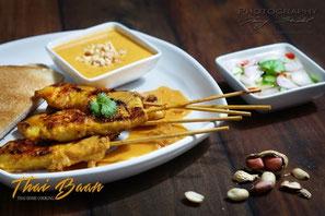 Satey Gai; ; Thai Baan Neudorf; Yupin Seidel; thailändischer Kochservice; Foodtruck; Kochkurs, Thaifood, gesunde Ernährung, Restaurant