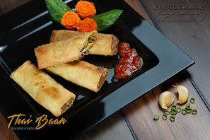 Poh Pia Thod; ; Thai Baan Neudorf; Yupin Seidel; thailändischer Kochservice; Foodtruck; Kochkurs, Thaifood, gesunde Ernährung, Restaurant