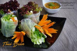 Poh Pia Sod Lui Suan; Thai Baan Neudorf; Yupin Seidel; thailändischer Kochservice; Foodtruck; Kochkurs, Thaifood, gesunde Ernährung, Restaurant