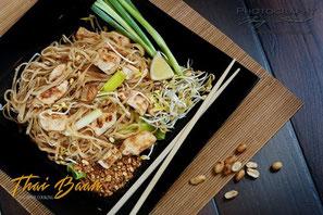 Phad Thai; ; Thai Baan Neudorf; Yupin Seidel; thailändischer Kochservice; Foodtruck; Kochkurs, Thaifood, gesunde Ernährung, Restaurant