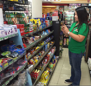 Premium chocolate to Philippines - Cybozu Asia