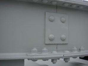 鉄骨屋根の塗装