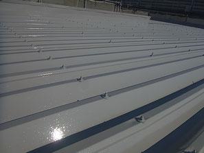 金属・鉄製・折板屋根の塗替え 熊本