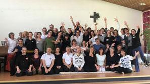 Shiatsu Workshops in Kehl