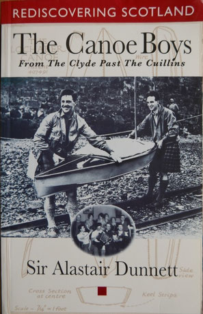 DUNNETT, The Canoe Boys, Neil Wilson Publishing, 1995 (la Bibli du Canoe)